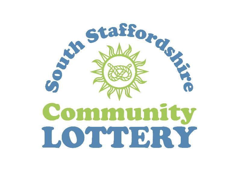 South Staffs Community Lottery Logo