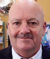 Councillor Vince Merrick