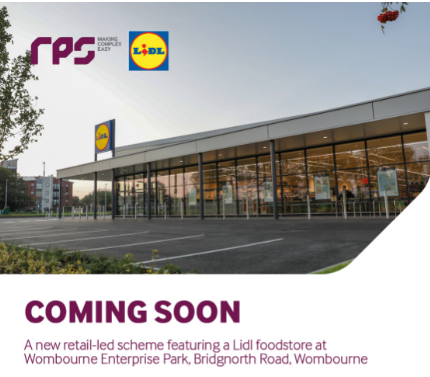 Image of Proposed Lidl store